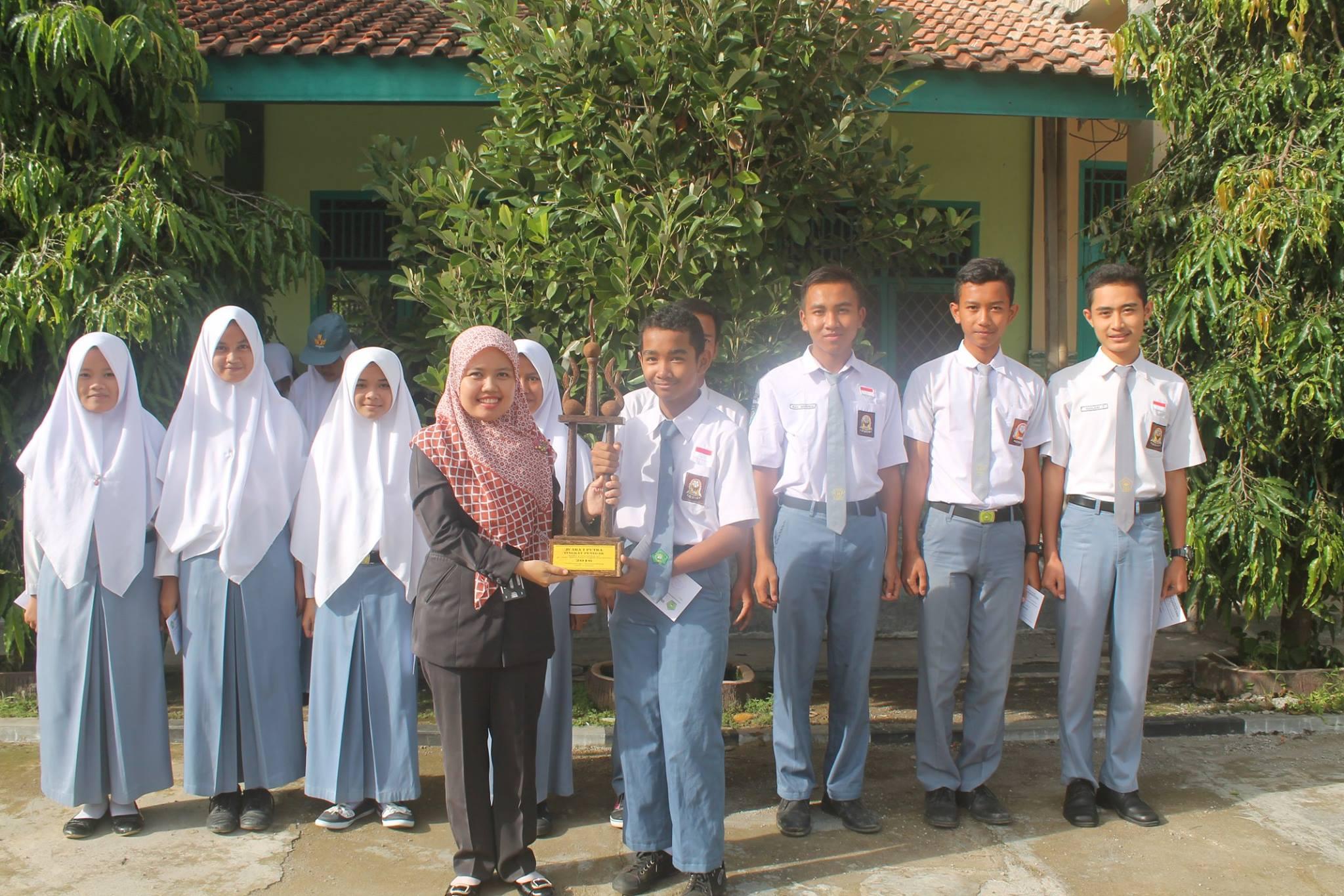 Prestasi SMK Darussalam Karangpucung