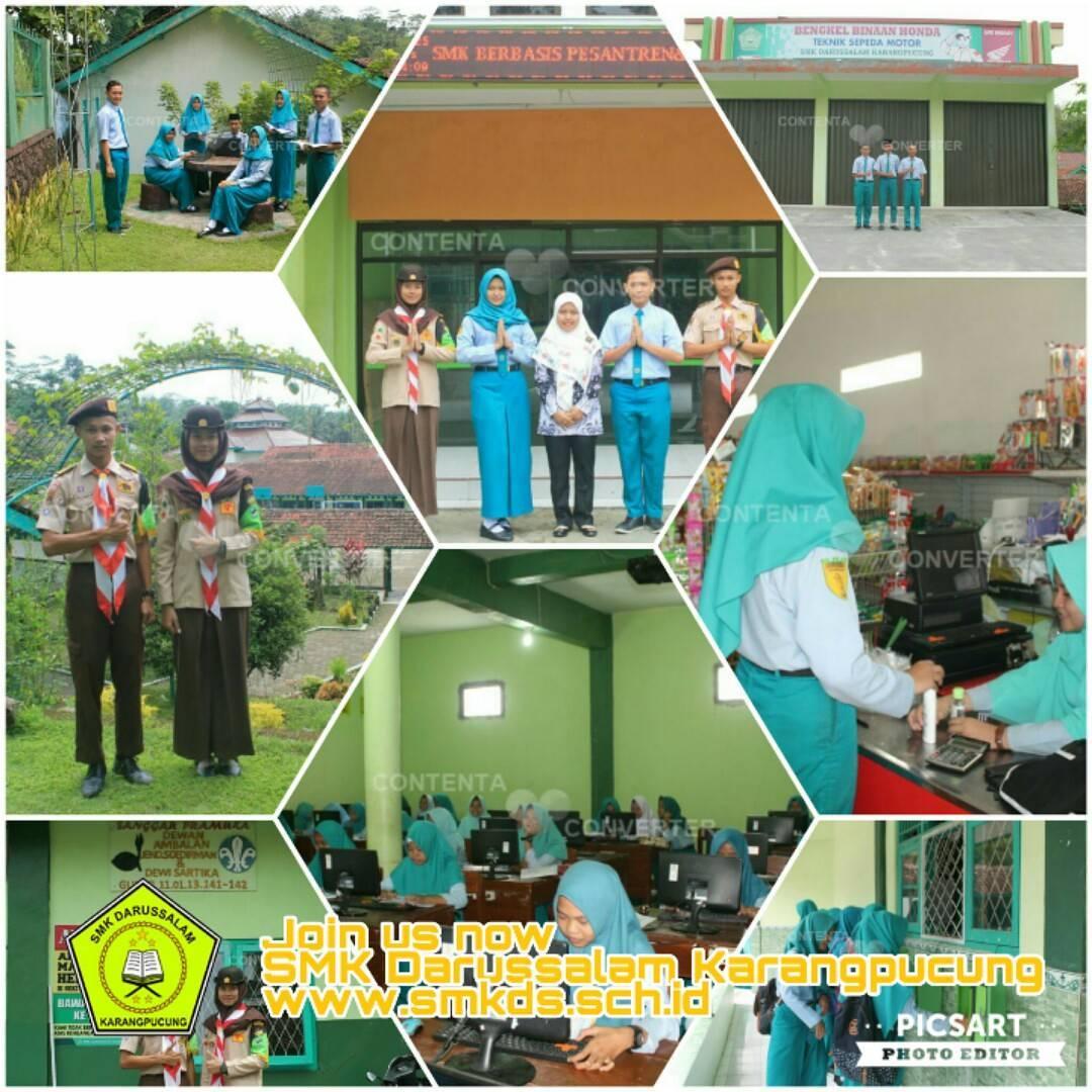 Profil SMK Darussalam Karangpucung